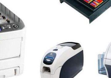 Plastik kart baskı makinaları