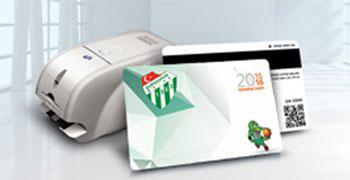 Plastik kart yazıcı modelleri