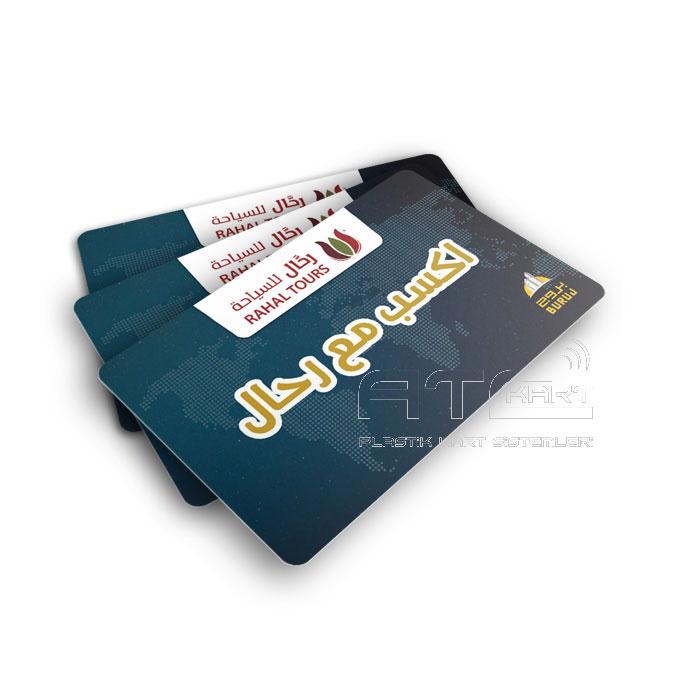 Mağaza indirim kartı