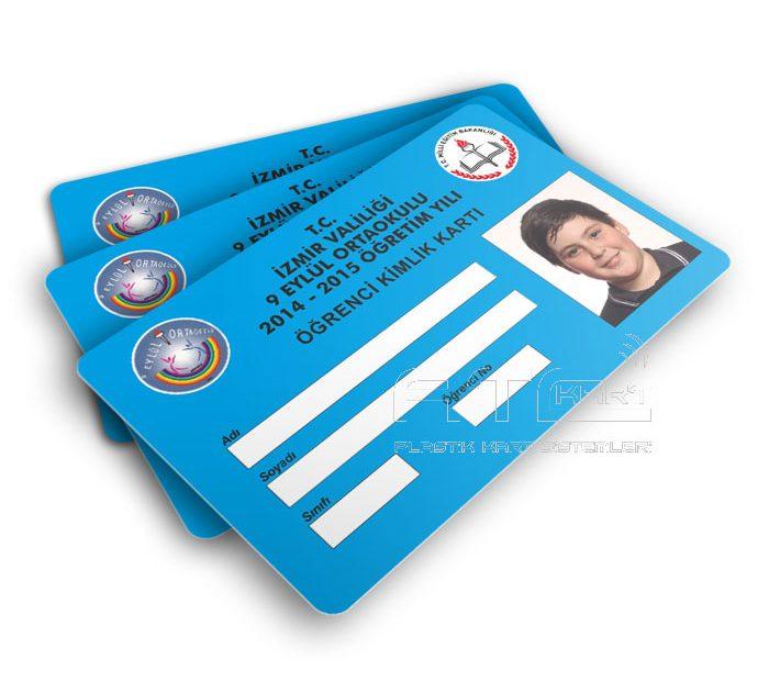 Plastik yaka kartı