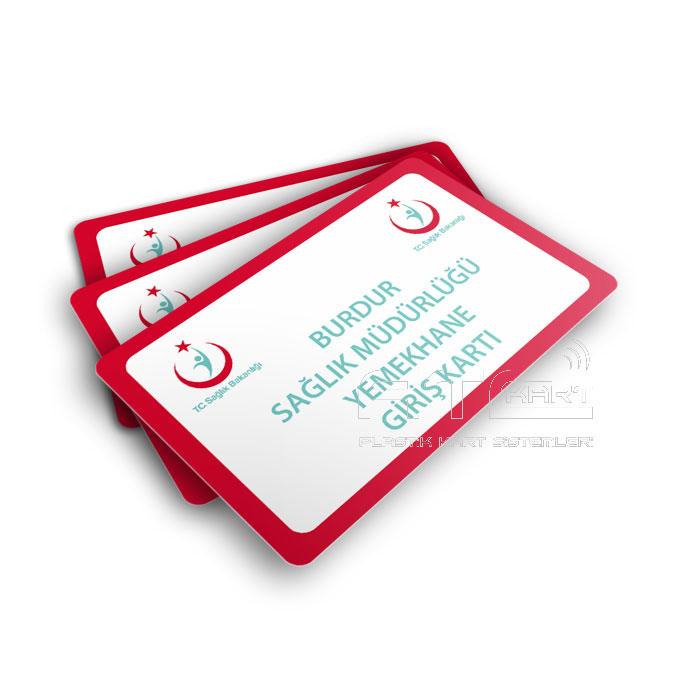 Baskılı proximity kart