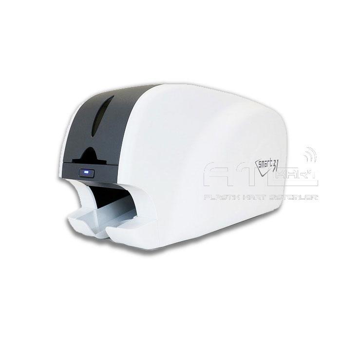 Smart 31s plastik kart yazıcı