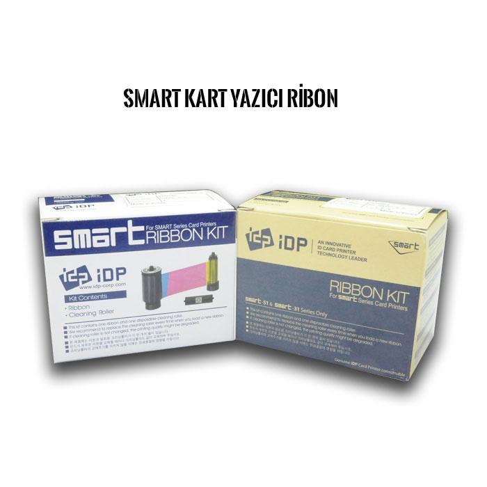 Smart kart yazıcı ribon
