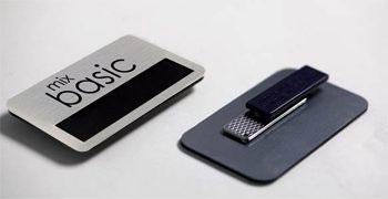 Metal yaka kartı çeşitleri