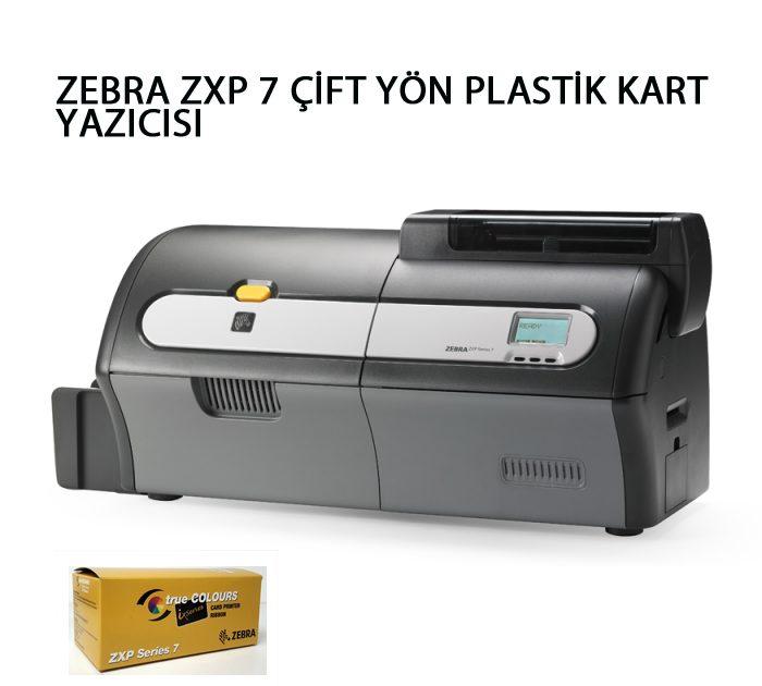 Plastik Kart yazıcı