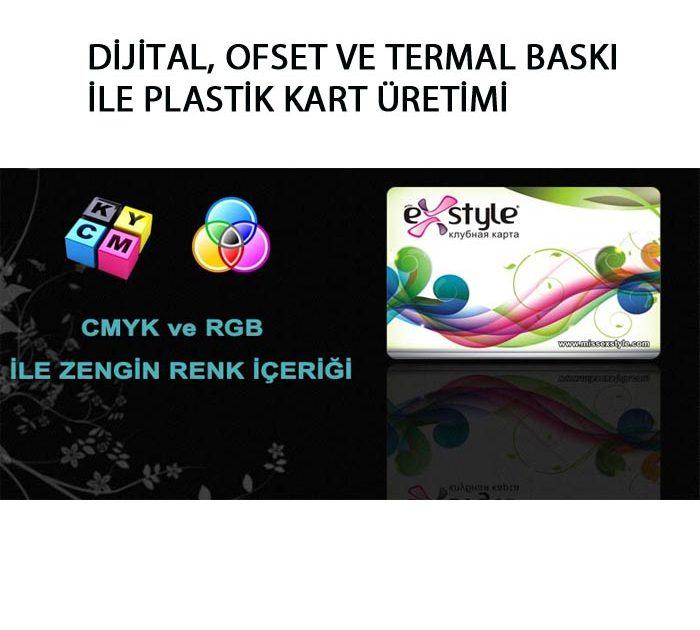 plastik kartlar