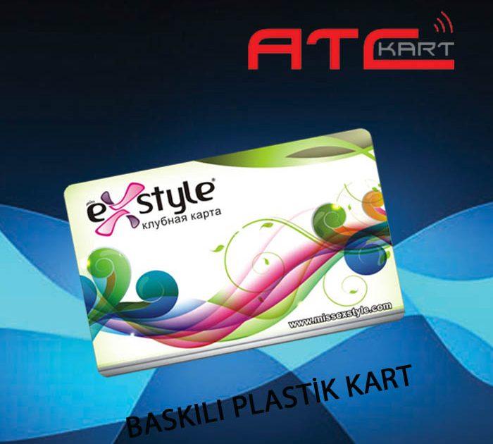 Plastik kart istanbul