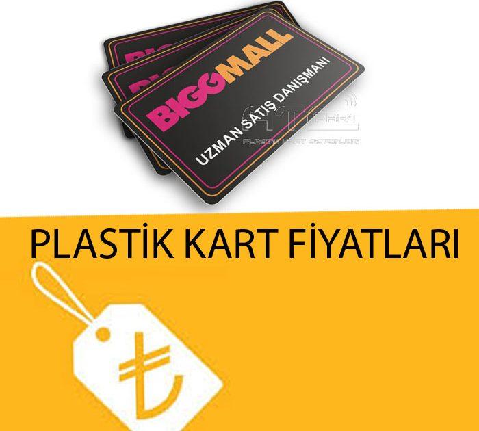 plastik kart fiyatları